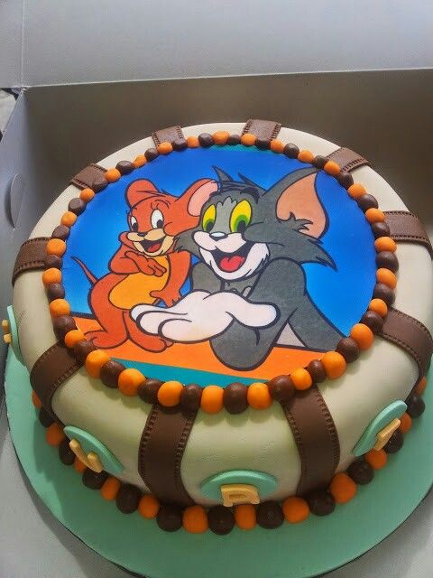 Tom and Jerry cakes Tom and Jerry cakes ideas Part 1 Crust N Cakes
