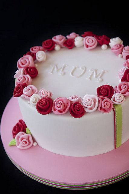Some Cool Cake Ideas For Mother S Day