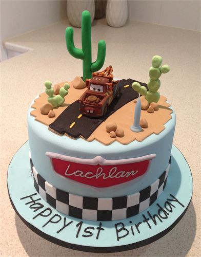Cars themed birthday cakes Cars cakes ideas Part 2 Crust N Cakes