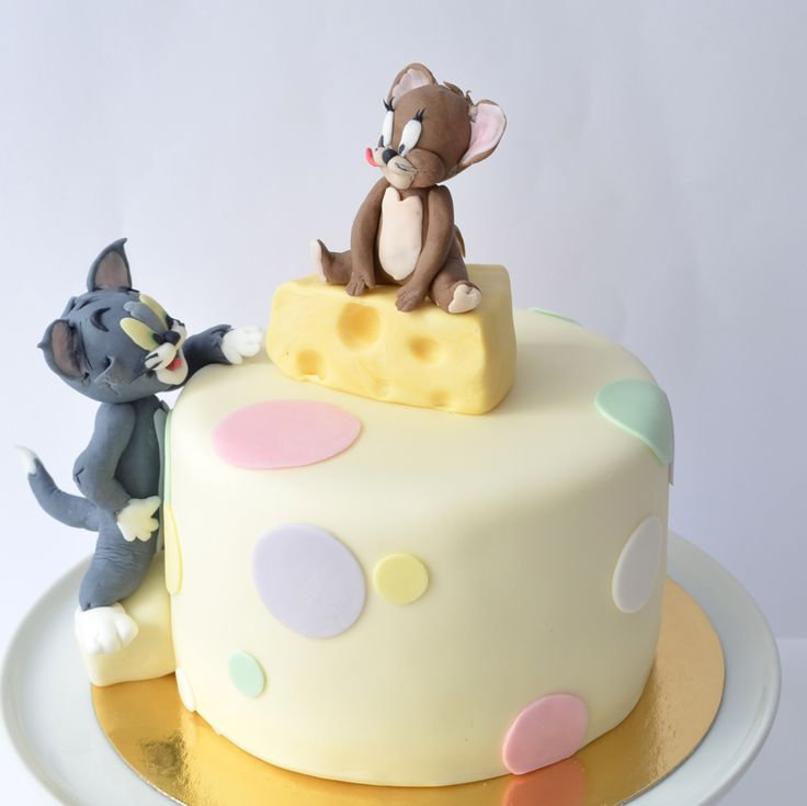 Tom and Jerry cakes Tom and Jerry cakes ideas Part 2 Crust N Cakes