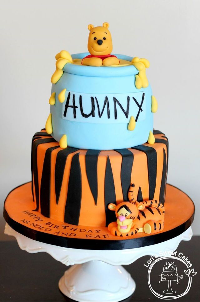 Winnie The Pooh Cake Ideas Winnie The Pooh Themed Cakes