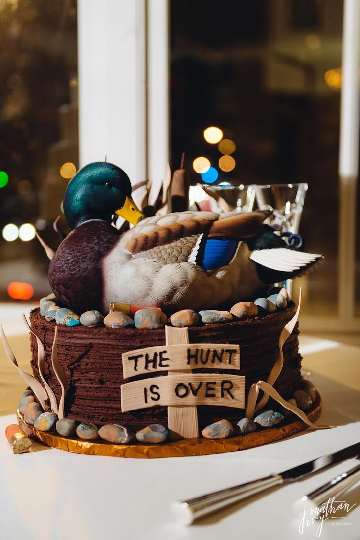 Some Hunting Themed Cakes Hunting Cake Ideas