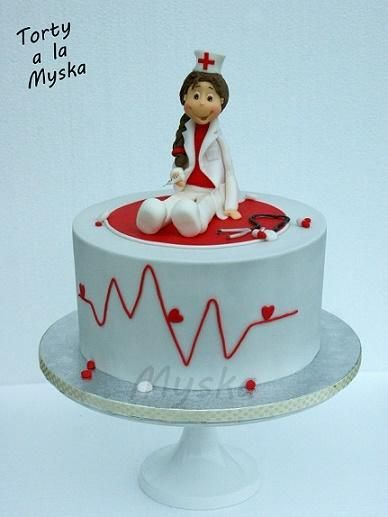 Some Cool Doctor Themed Cakes Doctor S Day Cakes