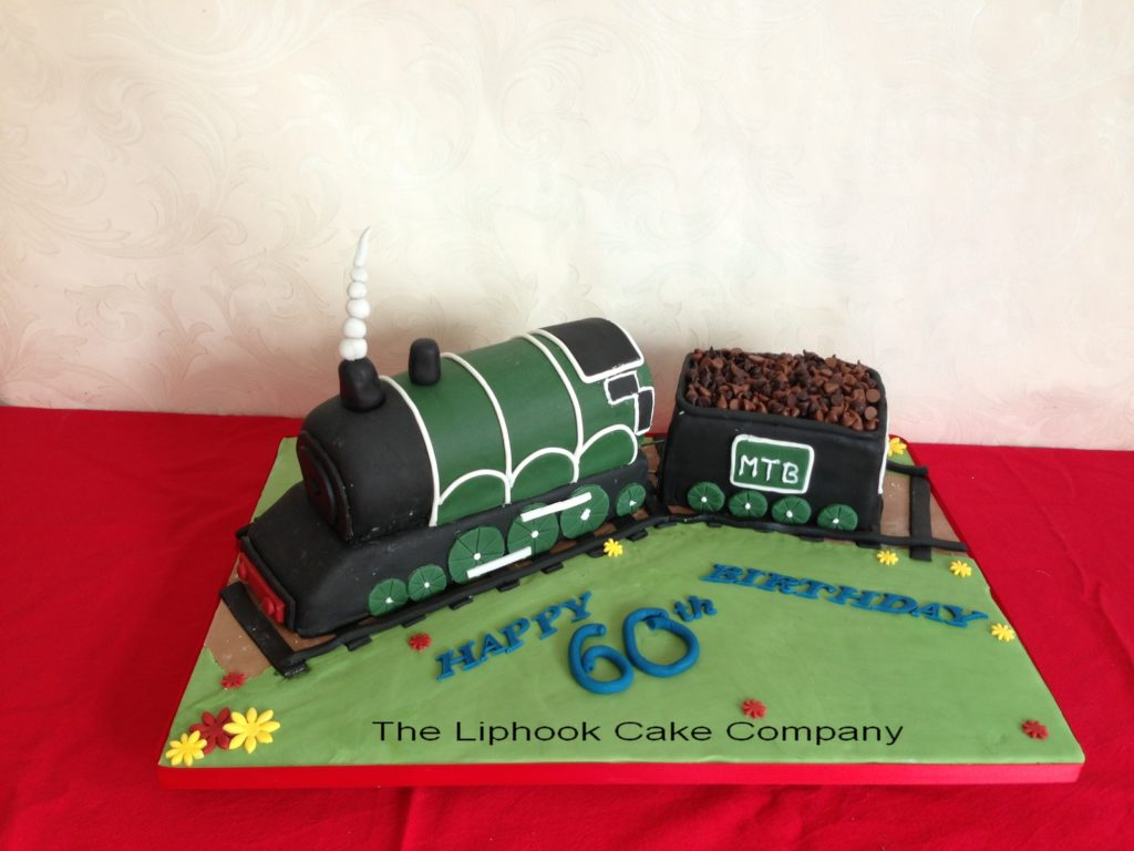 Amazing Train Themed Cakes For Children