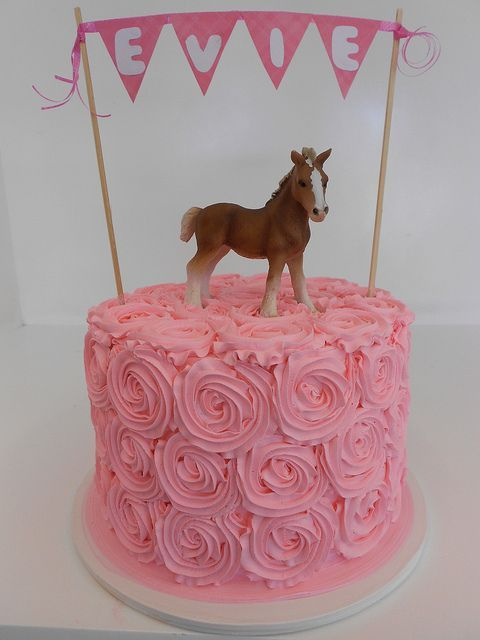 Some Wonderful Cowboy And A Horse Themed Cakes