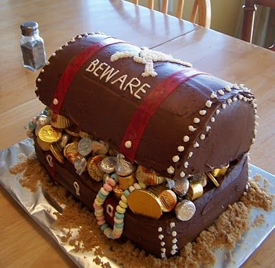 Some Cool Pirates Themed Cake Ideas Pirates Cake Designs
