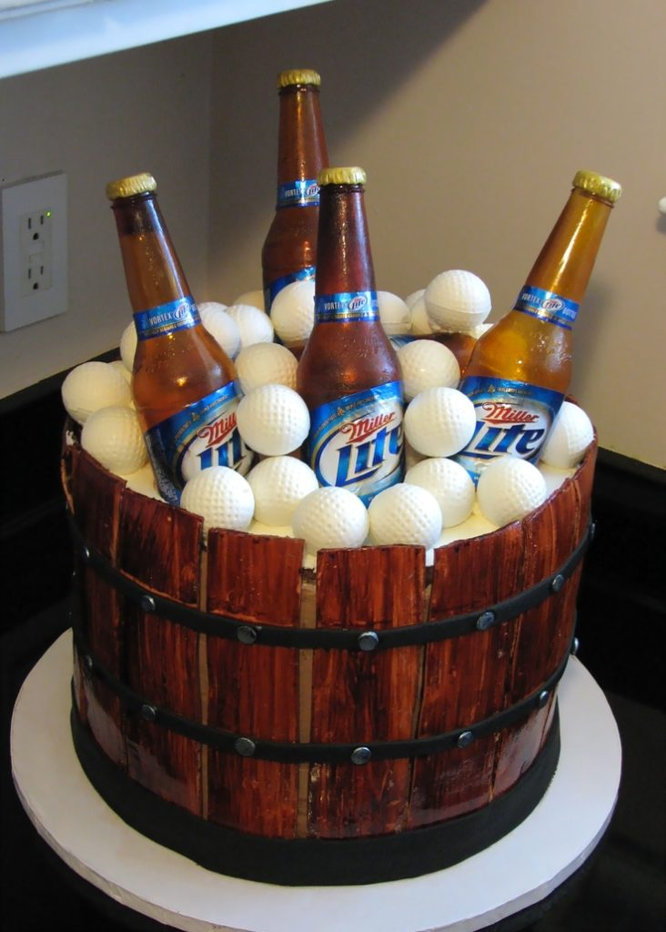 Some Wonderful Beer Themed Cakes